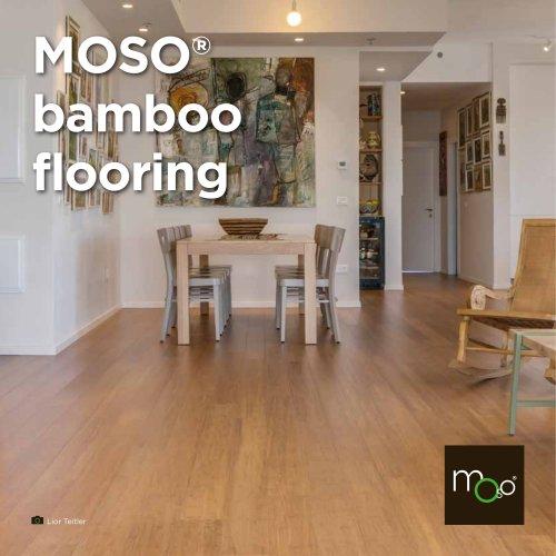 MOSO® bamboo flooring