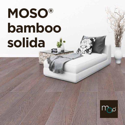 MOSO® bamboo solida