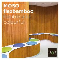MOSO flexbamboo flexible and colourful