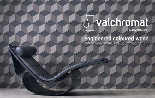 Valchromat Catalogue 2015
