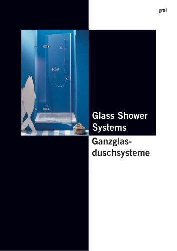 Glass Shower Systems