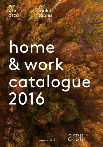 Home collection 2016