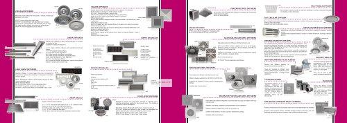 Koolair product range