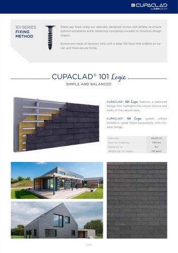 CUPACLAD® 101 Logic
