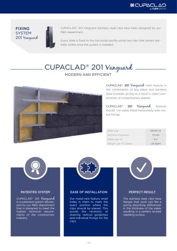 CUPACLAD® 201 Vanguard