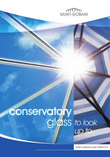 conservatory glass