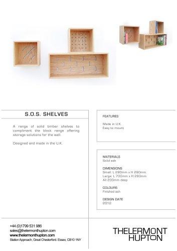 S.O.S Shelves