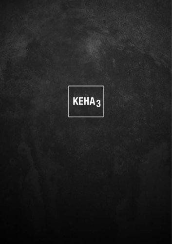 Keha3 Indoor Product Catalogue