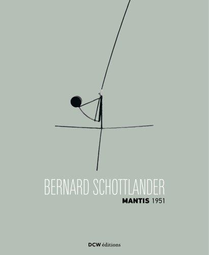 Bernard schottlander DCW éditions