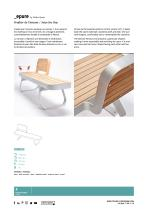 Epure Bench Tolerie Forezienne