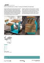 TF URBAN - POSEO - desk bench