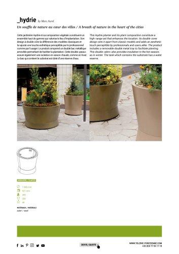 TF URBAN - Tree Planter HYDRIE - design by Marc Aurel.pdf