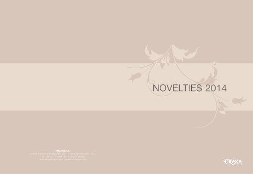 NOVELTIES 2014