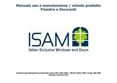 ISAM manuale