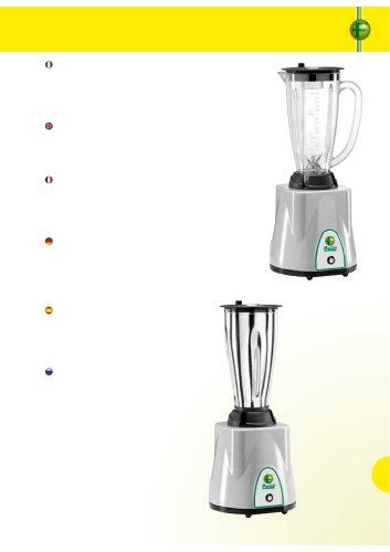 Professional mixers - FR2150P