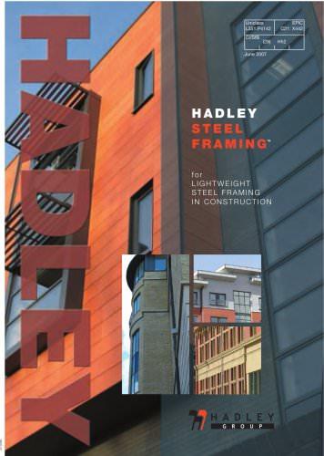 HADLEY STEEL  FR AMING