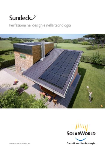 Brochure Sundeck