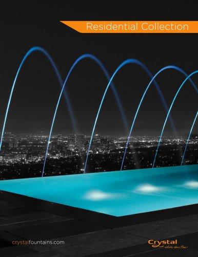 Pool & Spa - Residential Brochure