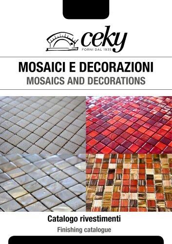 MOSAICS AND DECORATIONS