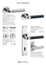 THPG Door and Window Catalogue