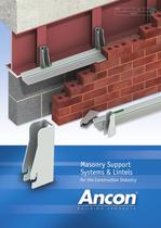 Masonry Support Systems & Lintels for the Construction Industry