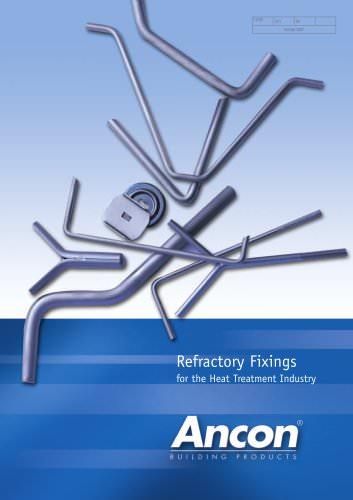 Refractory Fixings