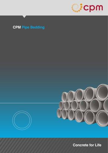 CPM Pipe Bedding
