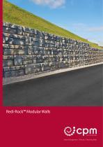 Redi-Rock™ Modular Walls