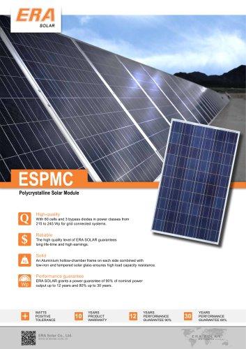 ESPMC Polycrystalline Solar Module