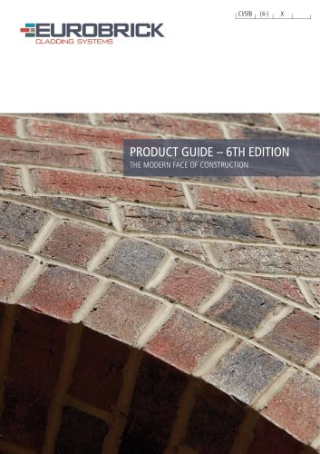 Product Guide - 6th Edition