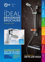THE IDEAL BRASSWARE BROCHURE JANUARY 2014