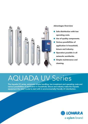 AQUADA UV Series