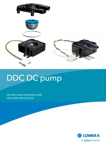 DDC DC pump
