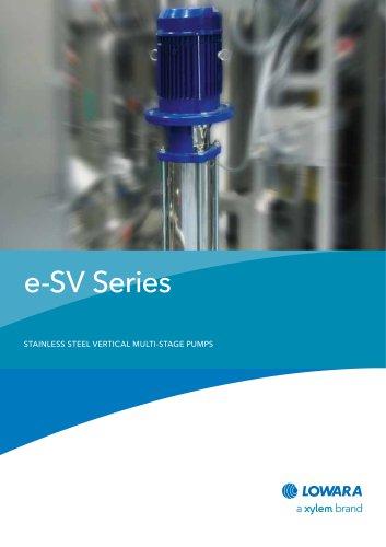 e-SV Series