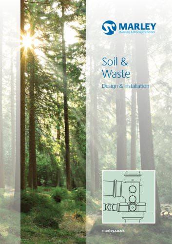 PVCu soil & waste design & installation