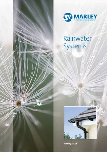 Rainwater systems technical manual