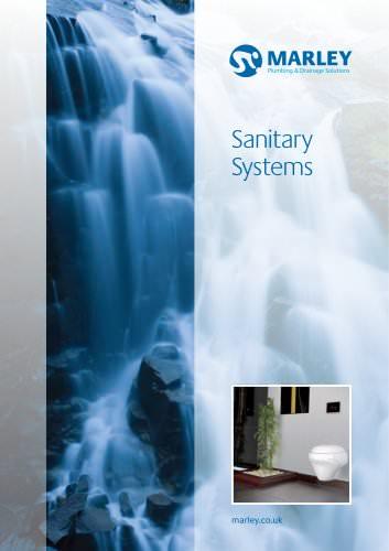 Sanitary Systems Brochure