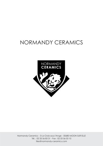 NORMANDY CERAMICS