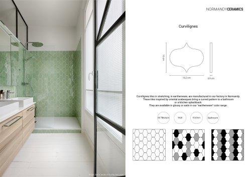 Product sheet-Curvilignes-Normandy Ceramics