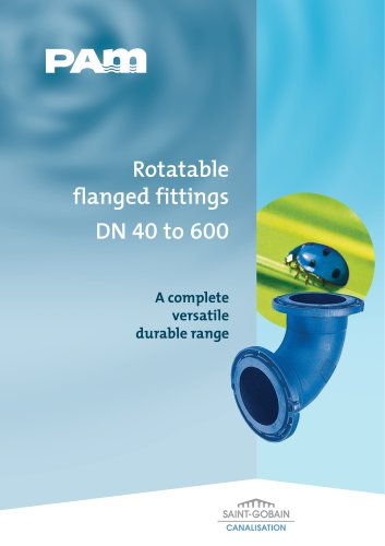 ROTATABLE FLANGED FITTINGS