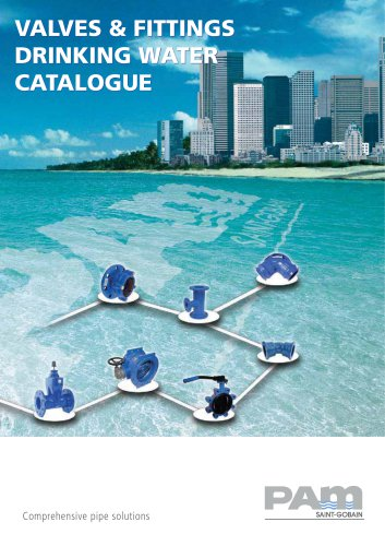 VALVES & FITTINGS DRINKING WATER CATALOGUE