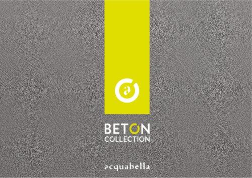 BETON COLLECTION