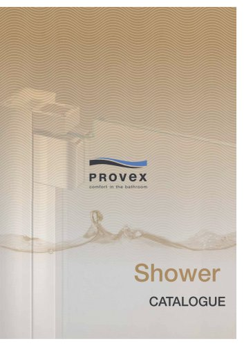 Shower CATALOGUE