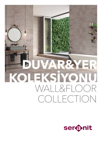 WALL&FLOOR COLLECTION