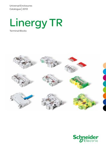 Linergu TR-2013 Catalogue-