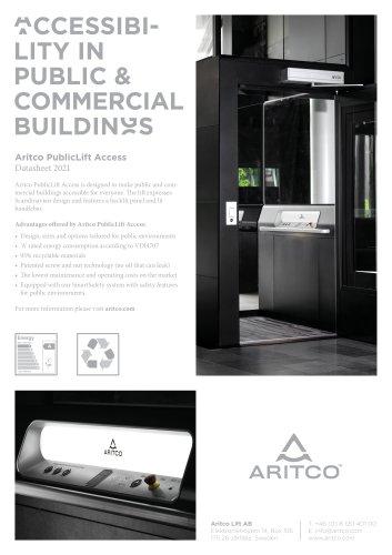 Aritco PublicLift Access