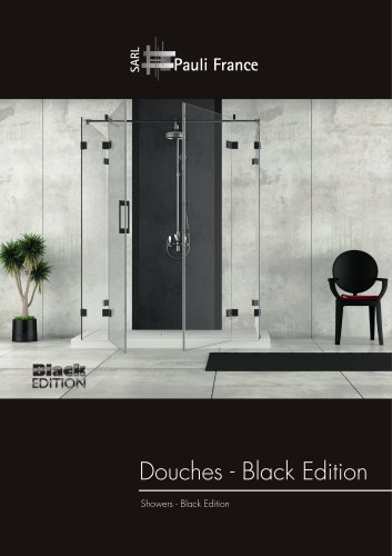 Douches - Black Edition