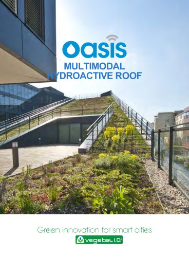 MULTIMODAL HYDROACTIVE ROOF