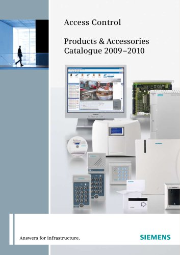 Access Control - Products & Accessories
