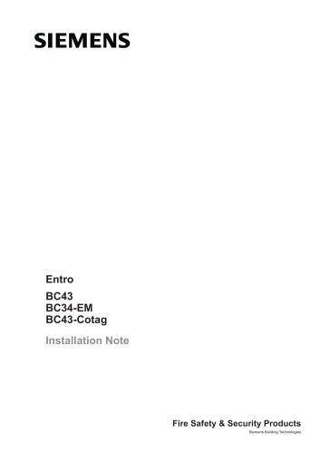 BC43 - Magstripe reader with keypad